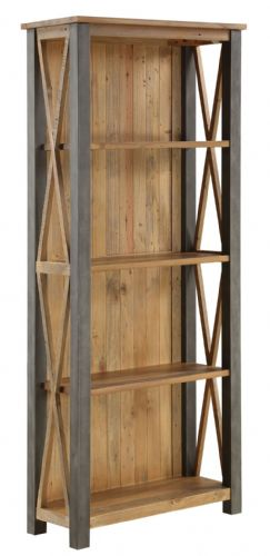 Urban Elegance Tall Bookcase